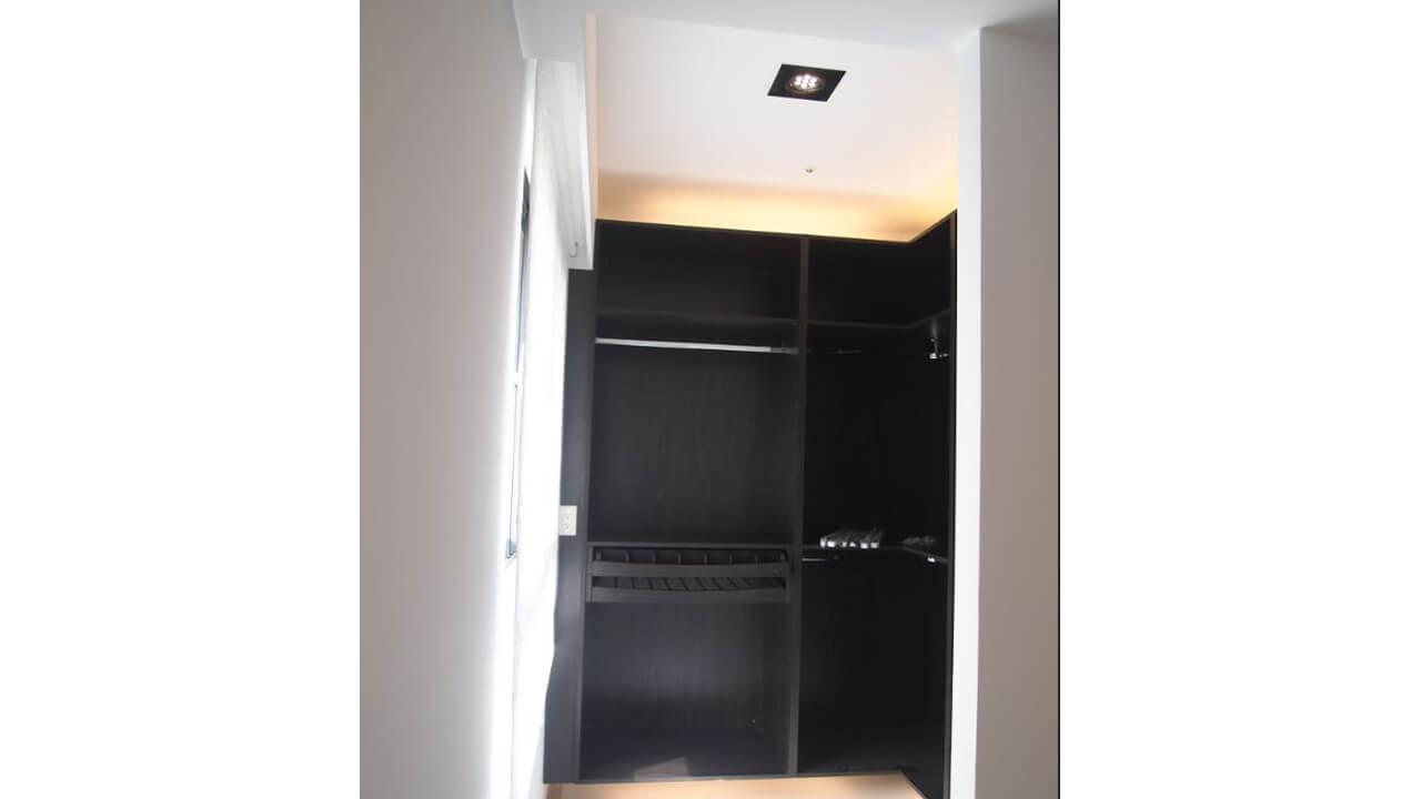 室內設計作品-臥房衣櫃