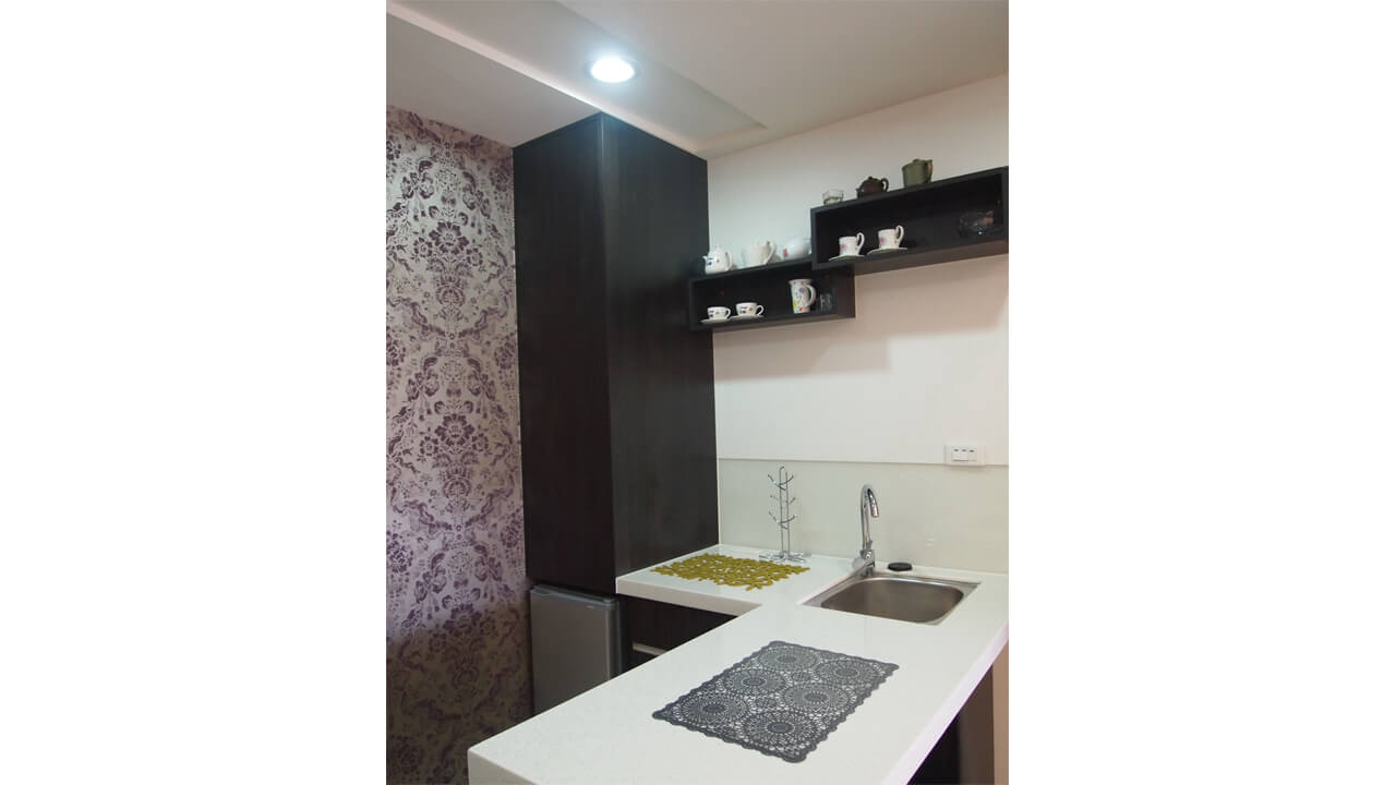 建築設計作品-舊屋翻新-廚房中島櫃