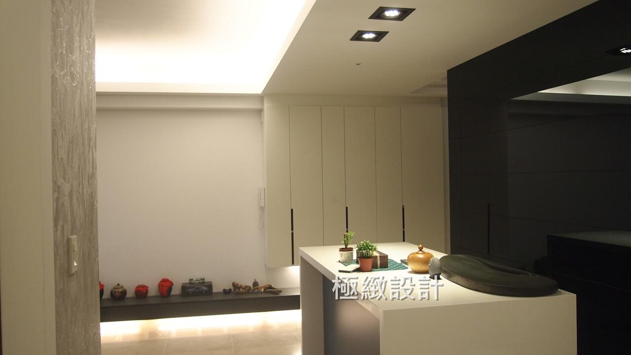 室內設計作品-餐廳-中島