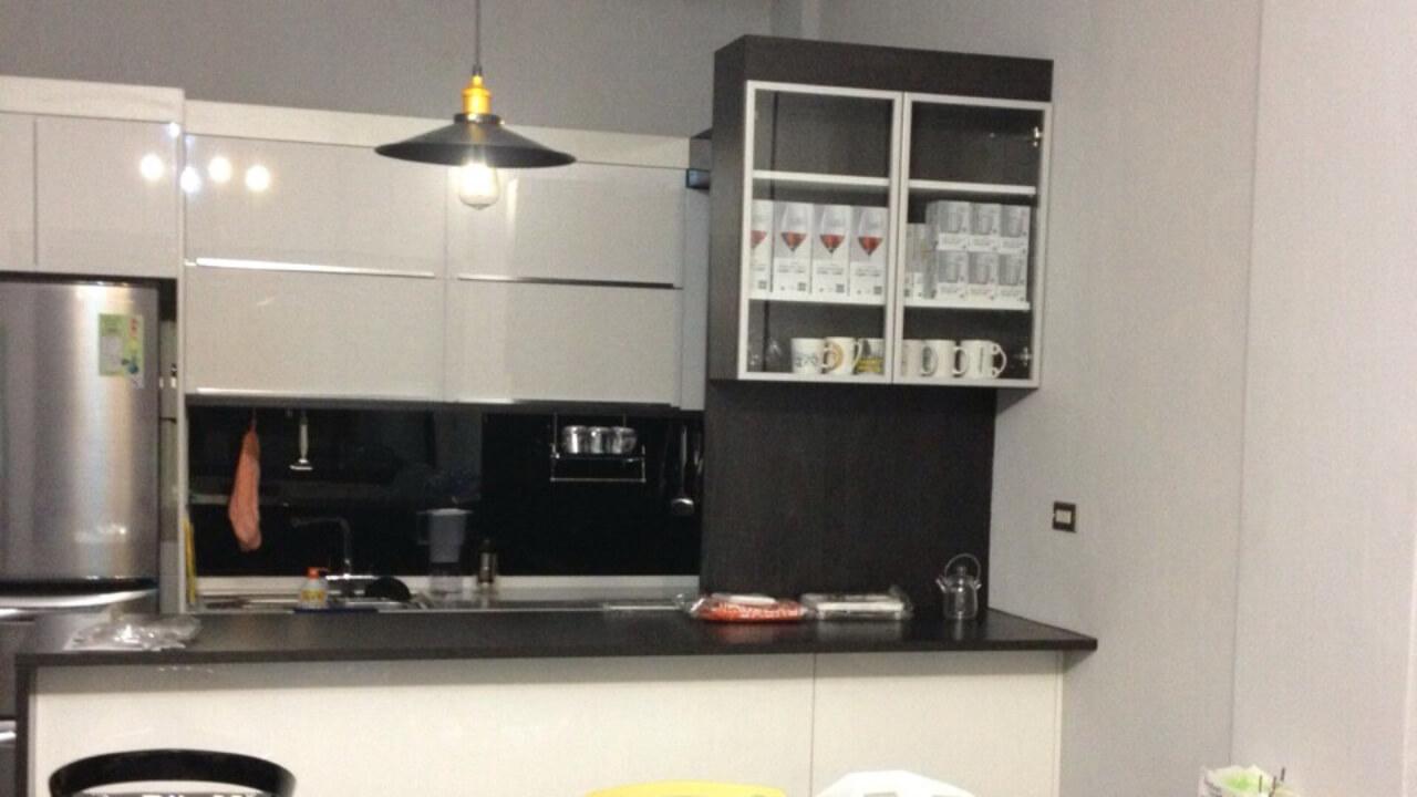 系統櫃作品-東部-張小姐-廚房廚具流理臺